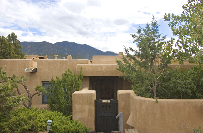 Santa Fe Luxury Vacation Rentals | 800 East Elegance