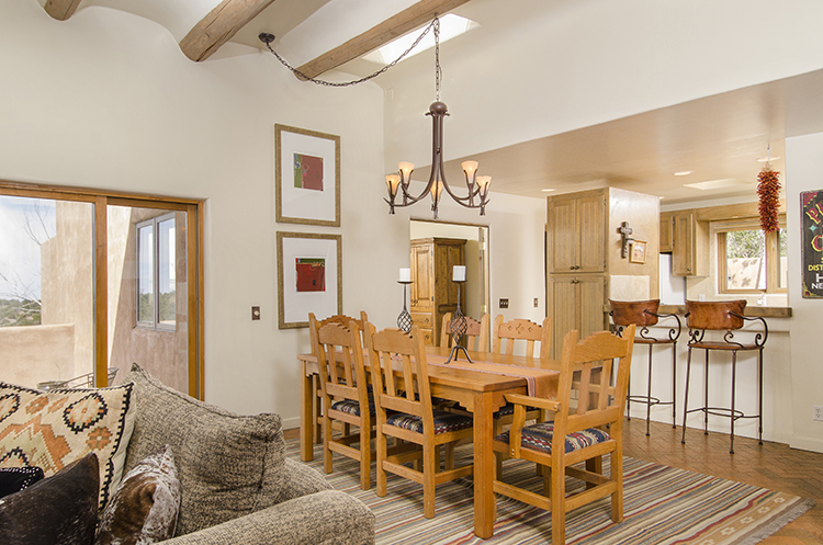 Luxury Santa Fe Vacation Rentals from Adobe Destinations