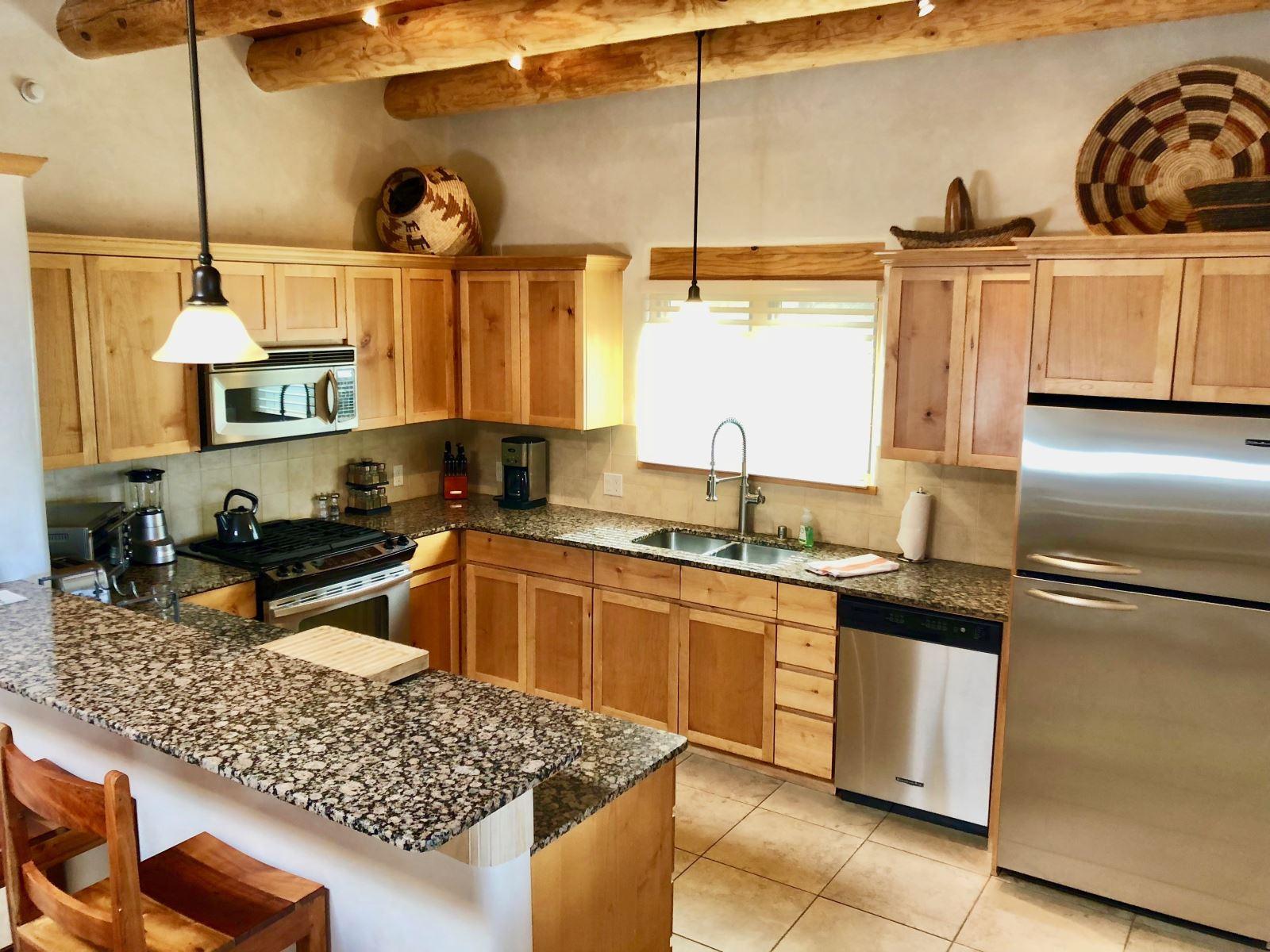 Bishop`s Lodge  | Kitchen