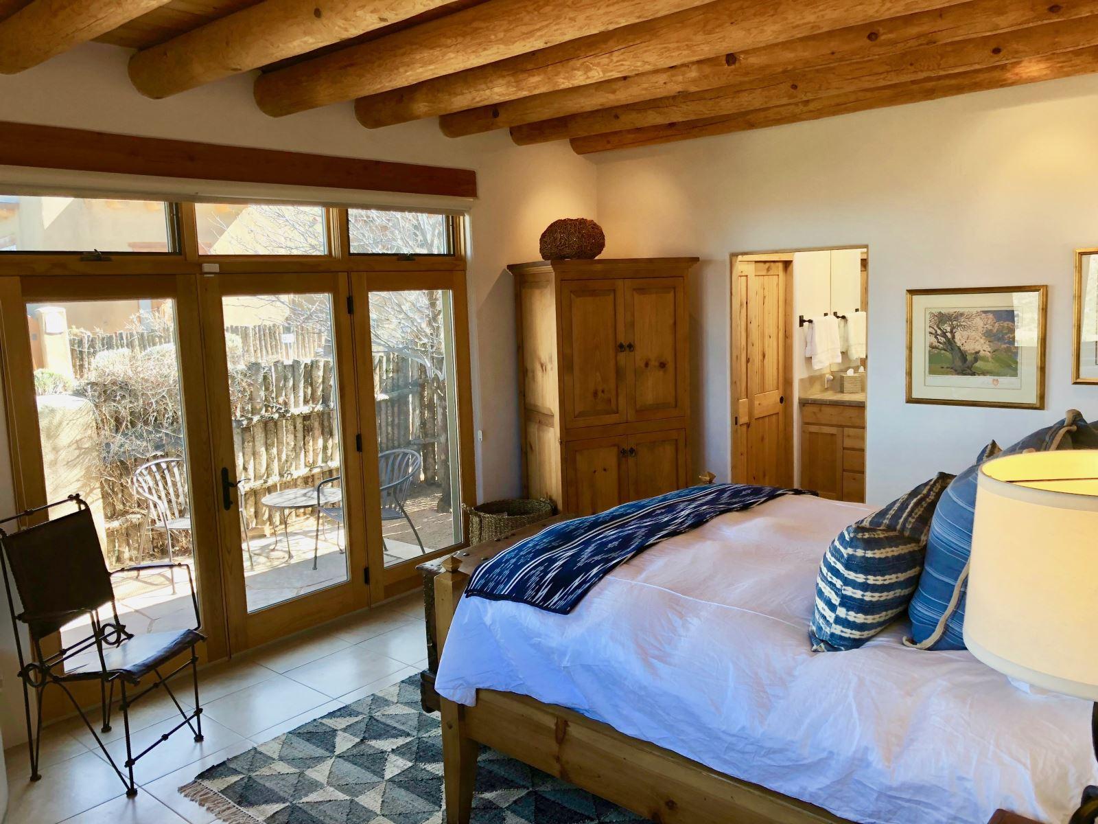 Bishop`s Lodge | Bedroom