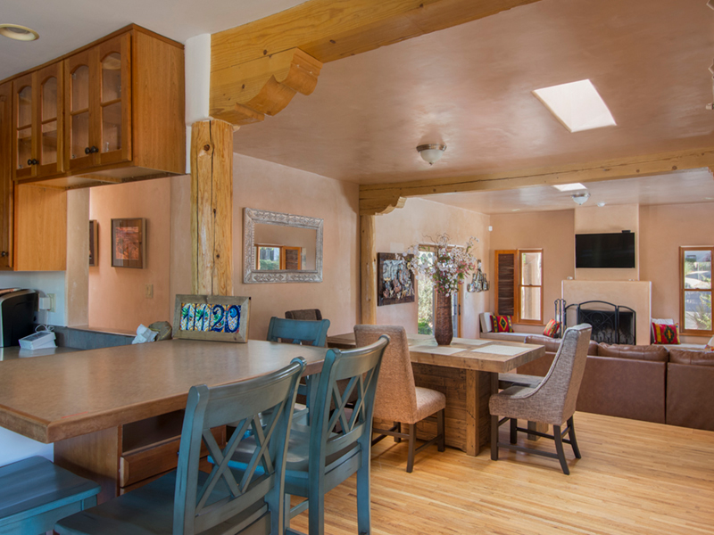 Beautiful Large Home for Rent in Santa Fe New Mexico | Vacation Rentals from Adobe Destinations