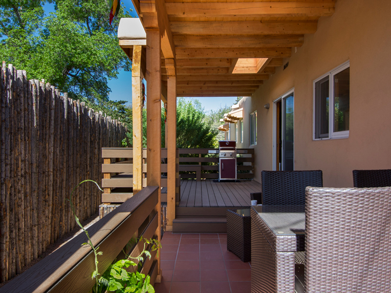 Santa Fe Large Home for Rent | Adobe Destinations