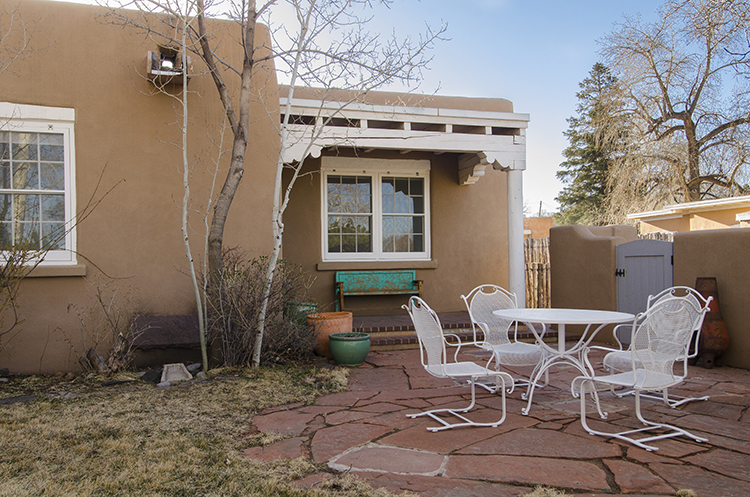 Downtown Santa Fe House for Rent | Vacation Rentals by Adobe Destinations