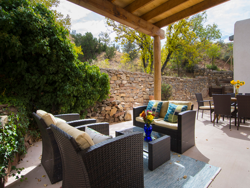 Large Vacation Rental in Santa Fe | Casa del Mago | Adobe Destinations