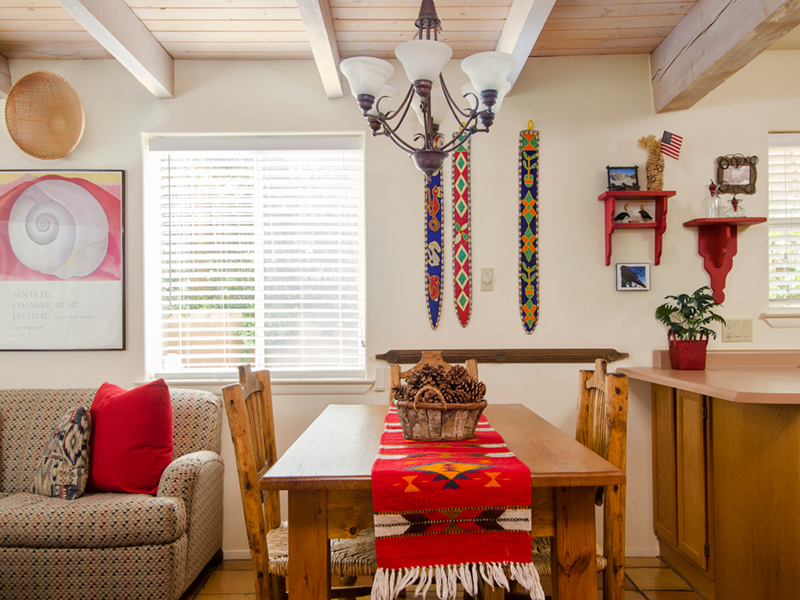 Santa Fe Home Rentals | Vacation Properties from Adobe Destinations | Colorful Santa Fe