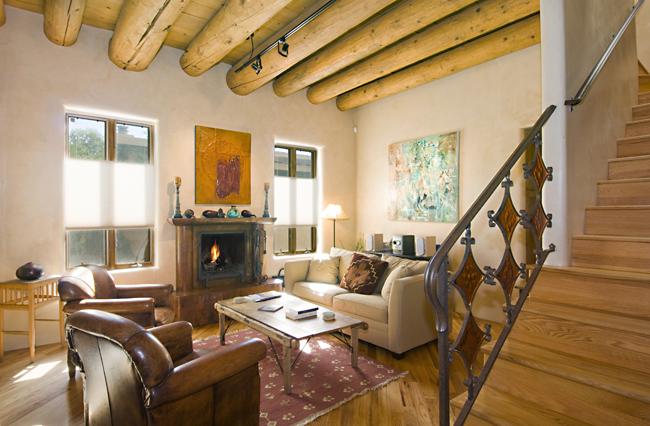 Santa Fe Vacation Rentals   Adobe Destinations