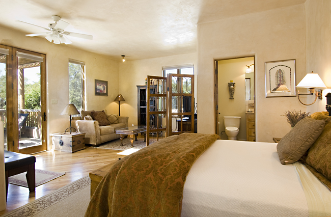 Dancing Sun | Vacation Rentals in Santa Fe NM from Adobe Destinations