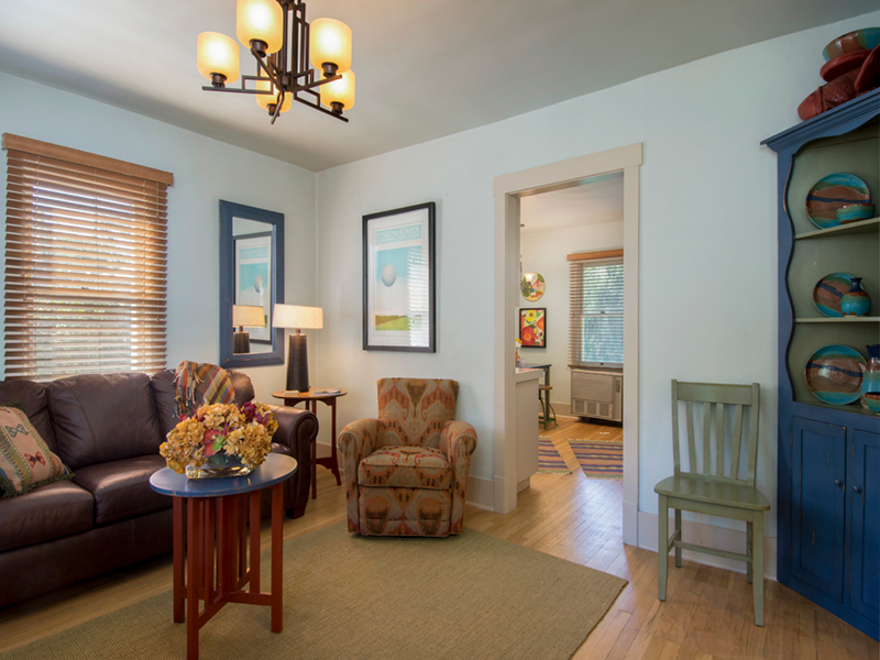 Canyon Road Vacation Rental | Santa Fe Homes from Adobe Destinations