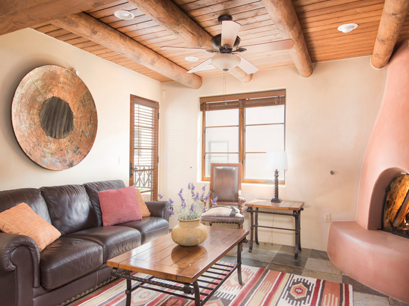 Downtown Santa Fe Homes Luxury Condo | Adobe Destinations