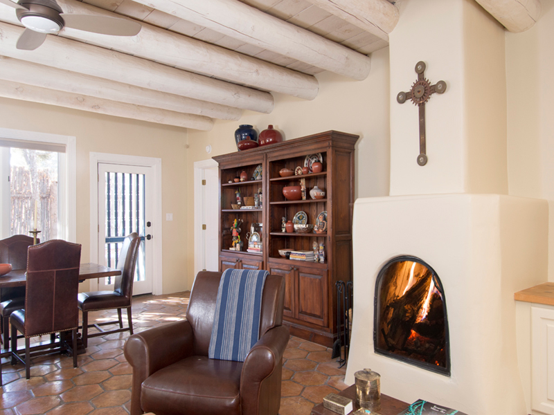 Santa Fe Town Home for Rent Downtown | Vacation Rentals from Adobe Destinations