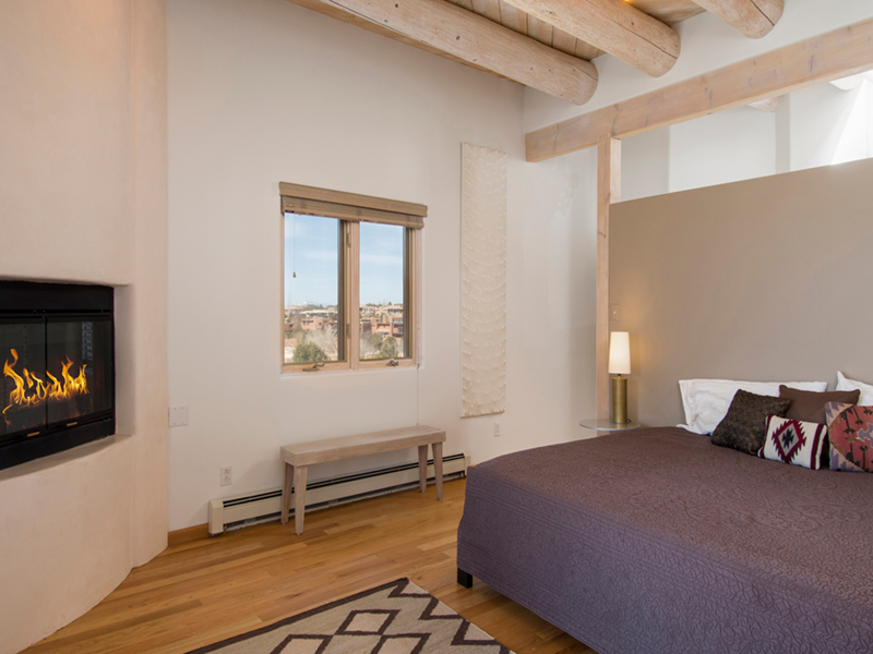 Master Bedroom | Places to Stay in Santa Fe from Adobe Destinations