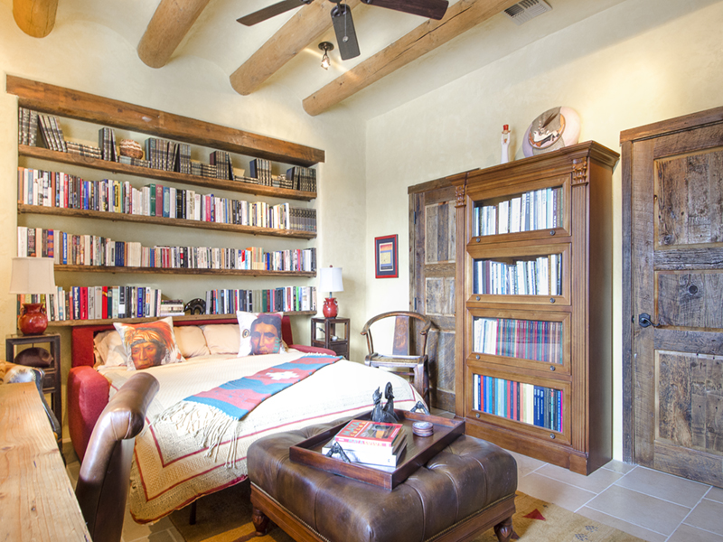 Library Atmosphere | Opera Vista | Vacation Homes from Adobe Destinations