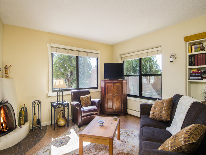 Santa Fe NM Vacation Home | Santa Fe Rentals from Adobe Destinations