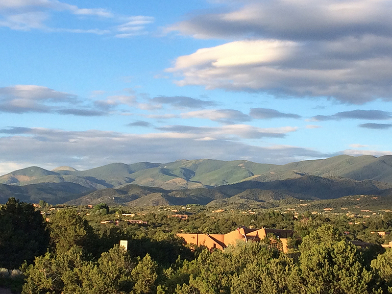 Room with a View | Santa Fe Vacation Rentals from Adobe Destinations