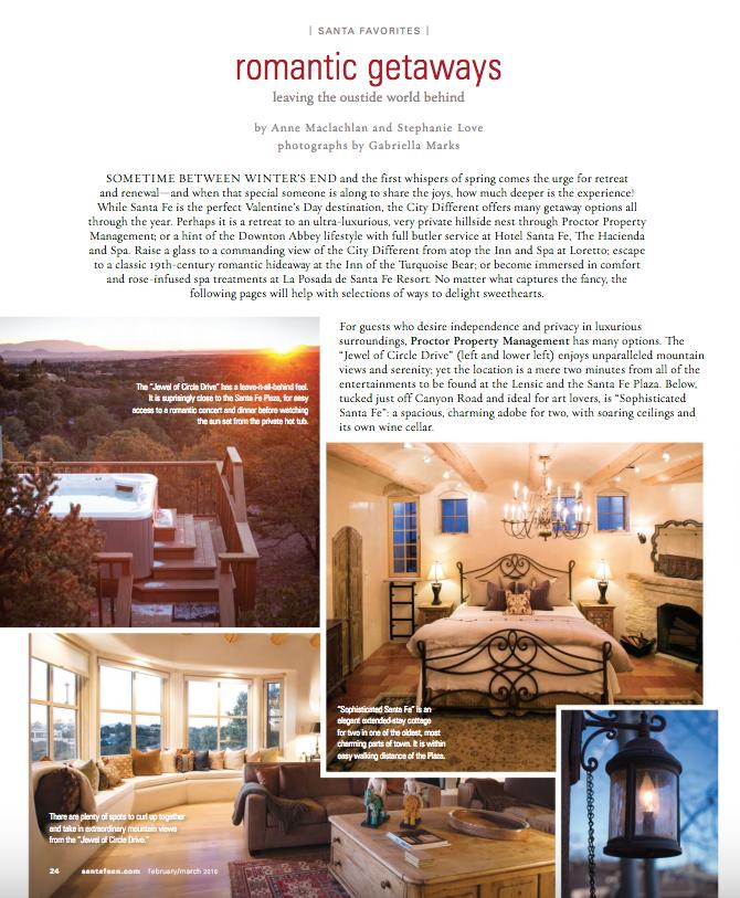 Santa Fean February March 2016 | Digital Edition