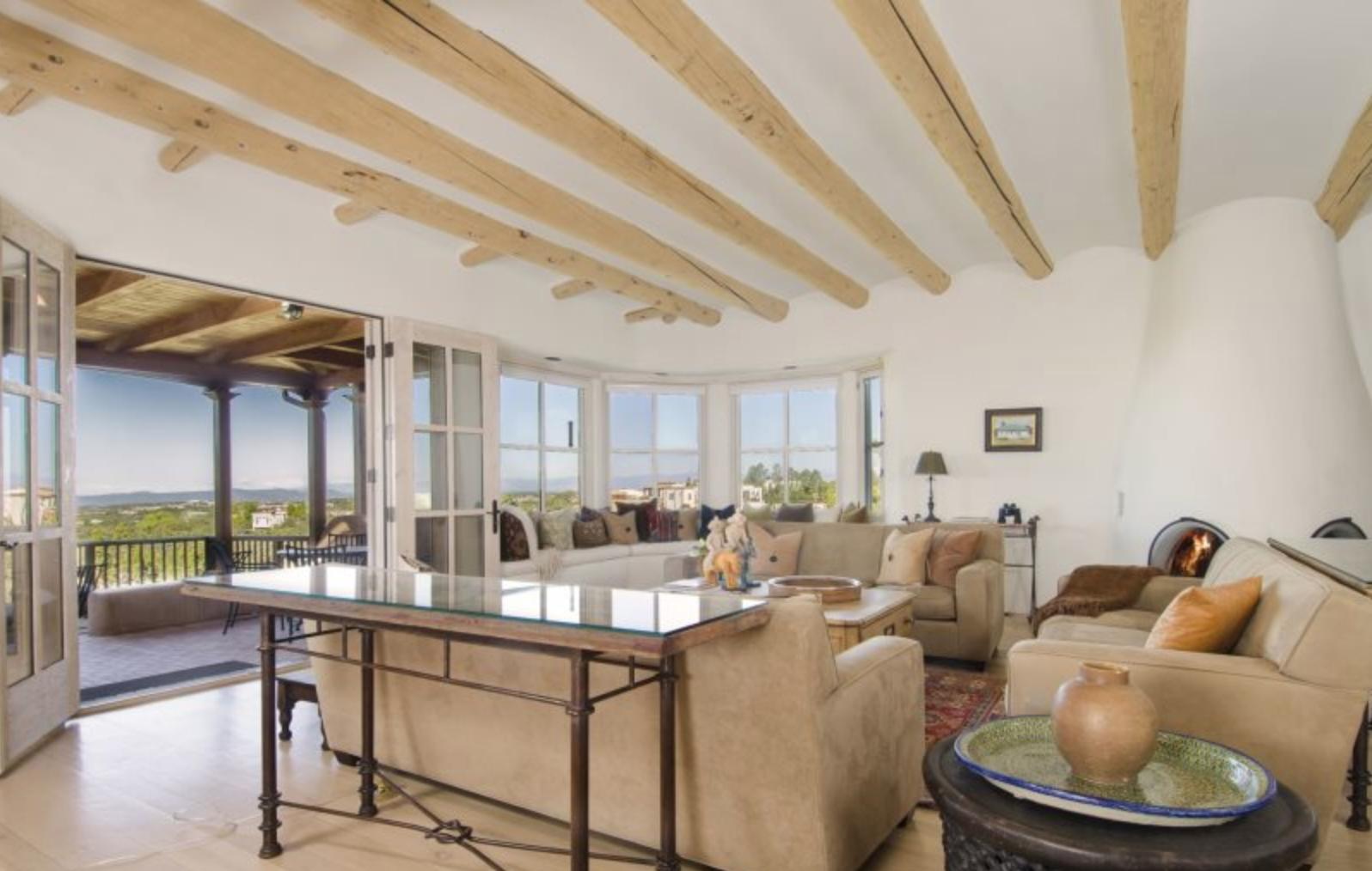 Great Room | Santa Fe Vacation Rentals | Casa Joya