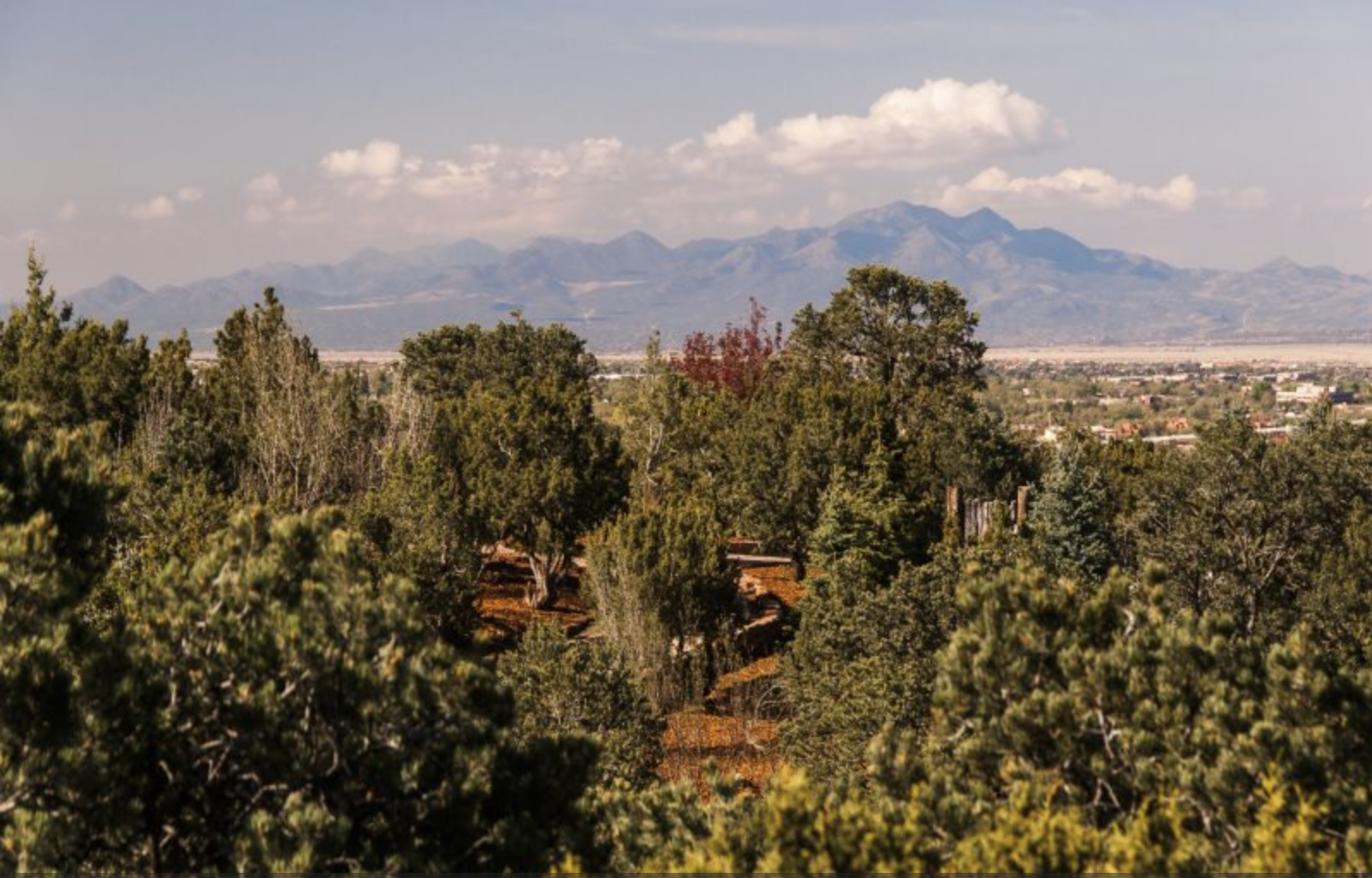 Vacation rental with a view in Santa Fe NM | Adobe Destinations