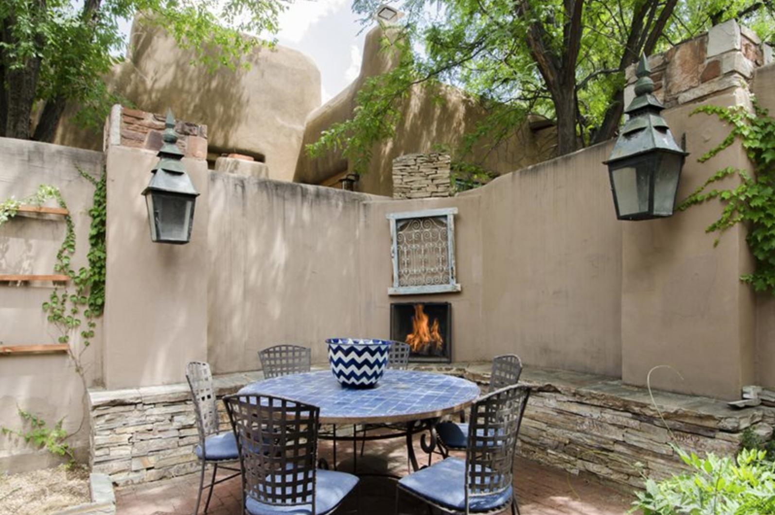 Santa Fe Vacation Rental   Adobe Destinations