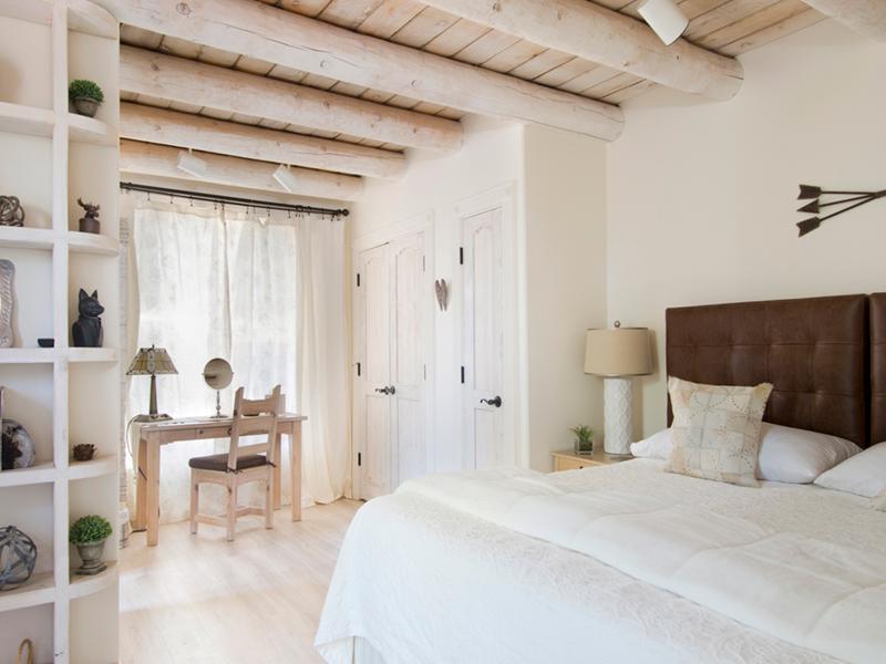 Suite 16 Bedroom | Santa Fe Vacation Rentals