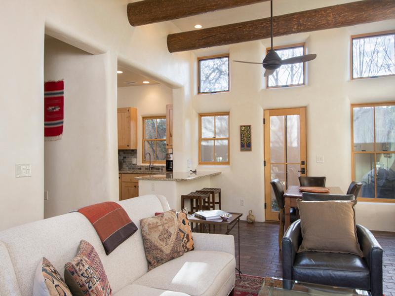 Santa Fe Pet Friendly Vacation Rental | Downtown Santa Fe NM Rentals