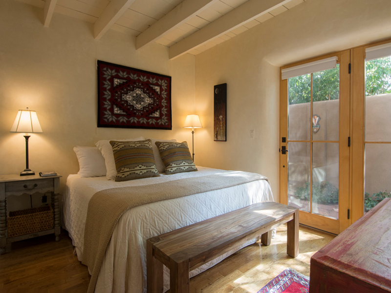 Contemporary Santa Fe Vacation Rental | Sweet Juniper | Adobe Destinations
