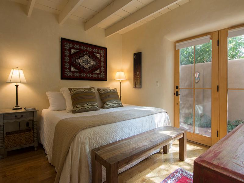 Contemporary Santa Fe Vacation Rental | Sweet Juniper | Adobe Destinations